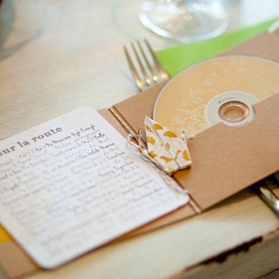 Cadeau invité de mariage original. Julie Wedding Planner Lyon.