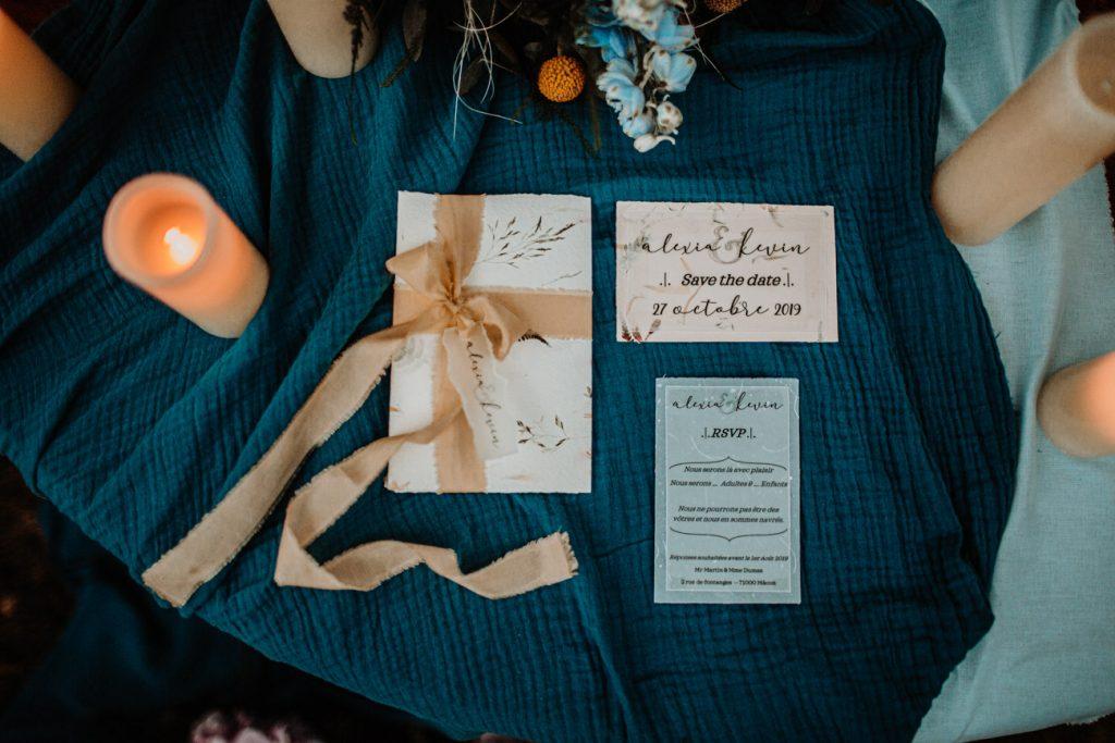 Organisation de mariage Auvergne. Julie Wedding Planner Lyon.