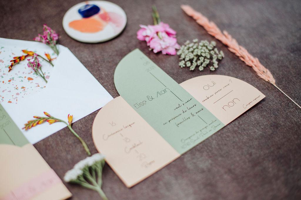 Faire attention à tous les détails pendant ses préparatifs de mariage.
