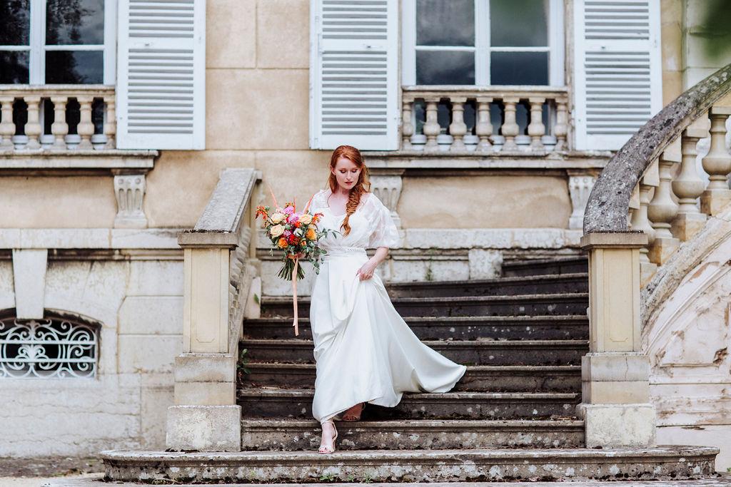 Choisir sa robe de mariée, un moment important.